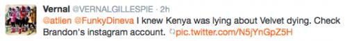 Kenya Moore Velvet Lives