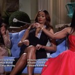 Kenya Porsha Fight RHOA Reunion StraightFromTheA