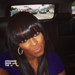 Keyshia Knight Pulliam Kandi Wedding StraightFromTheA