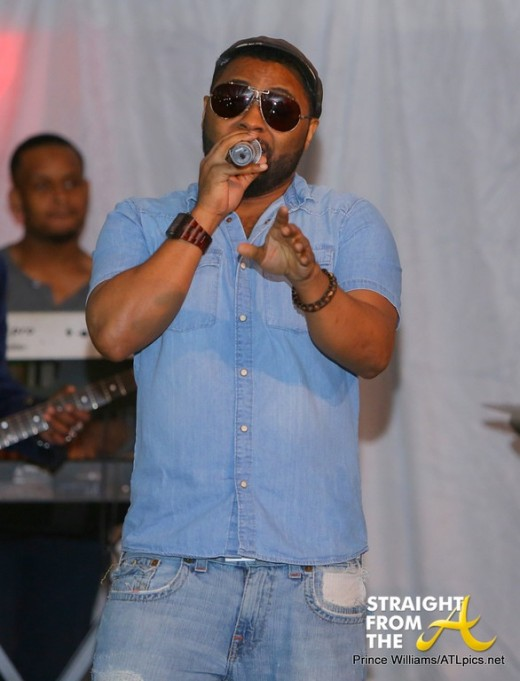 Musiq on stage 1-XL