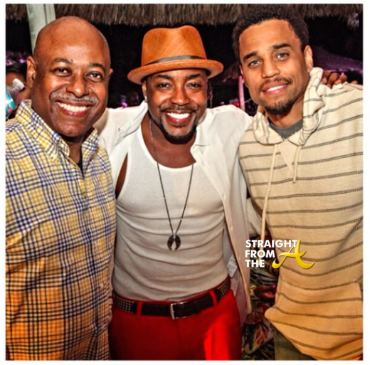 Obie Wilcombe Will Packer Michael Ealy