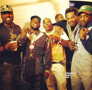 Outkast, Bryan Barber, 2Short and Busta Rhymes