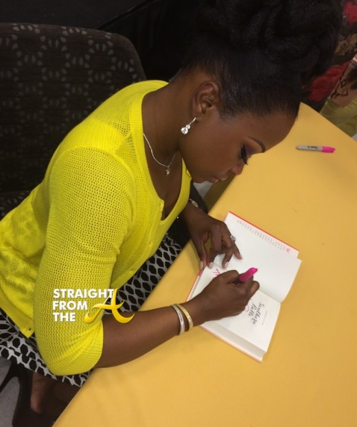 Phaedra Parks Book Signing StraightFromTheA 2