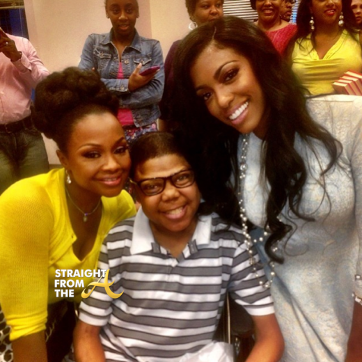 Phaedra Parks Porsha Williams 2