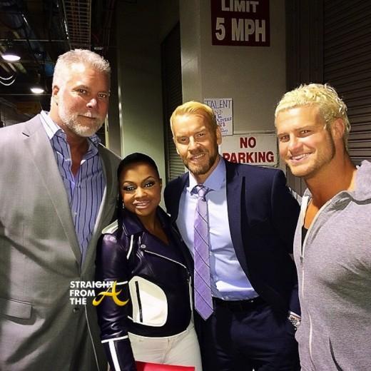 Phaedra Parks Wrestlemania 2014-8