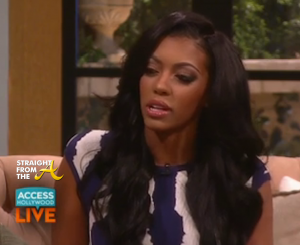 Porsha Stewart Williams Access Hollywood