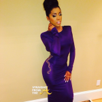 Porsha Stewart Williams - Kandi Wedding 2014 StraightFromTheA