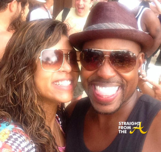 Taraji P Henson Will Packer StraightFromTheA
