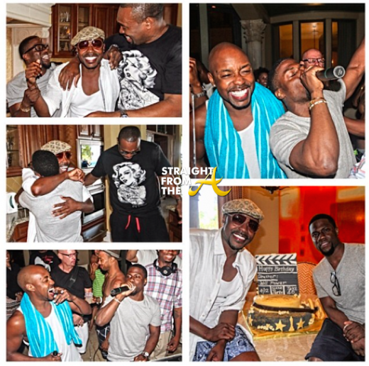 Will Packer 40th Birthday StraightFromTheA 2