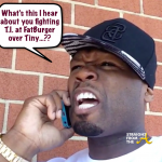 Instagram Flexin: 50 Cent Weighs In On Floyd Mayweather/T.I. Fight…