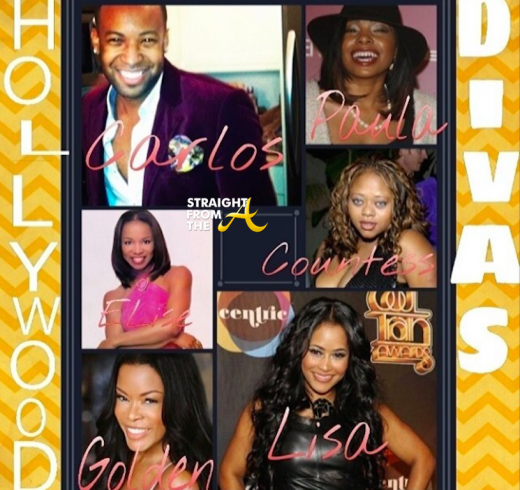 Hollywood Divas StraightFromTheA 2