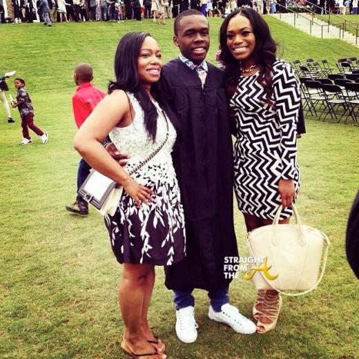 Marquise Jackson Graduation 2014 - StraightFromTheA 1