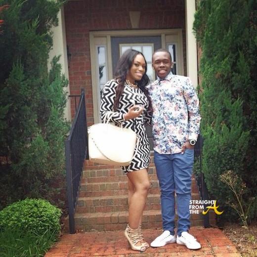 Marquise Jackson Graduation 2014 - StraightFromTheA 2