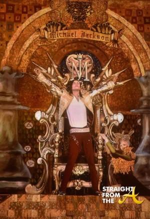 Michael Jackson Hologram Billboard StraightfromtheA