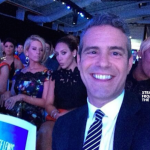 Nene Leakes Andy Cohen Selfie NBCU Upfronts 2014