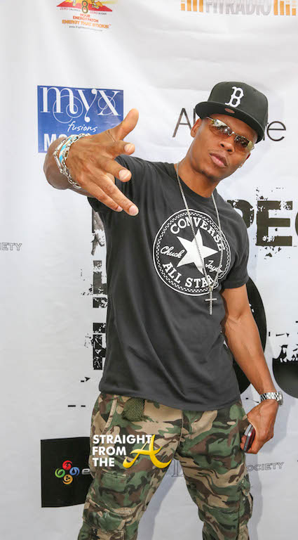 New Edition's Ronnie DeVoe