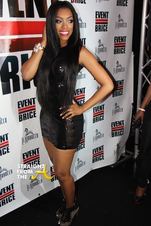 Porsha Williams Performs Flatline NYC 2014 2