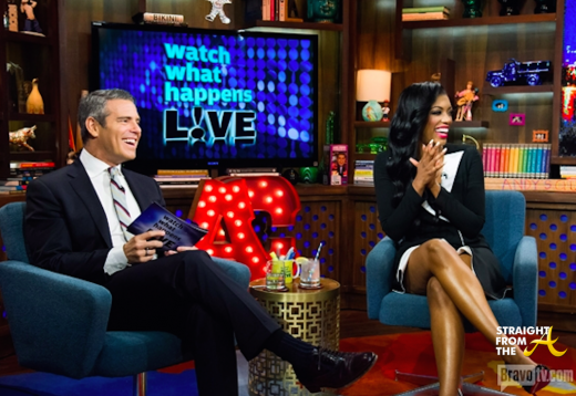 Porsha Williams WWHL 2014 - StraightFromTheA 2