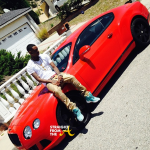 False Alarm! Guess Where Soulja Boy's 'Stolen' Bentley Was Found? [PHOTOS]