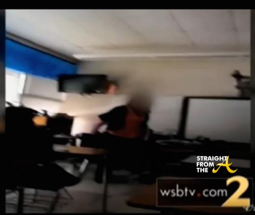 Teacher Profane Language Atlanta WSB