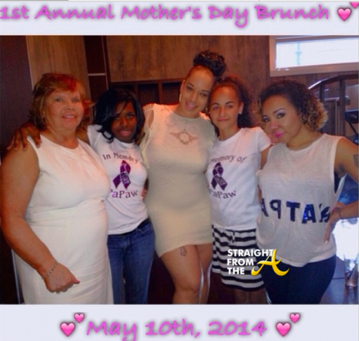 Tiny Mother's Day Brunch 2014