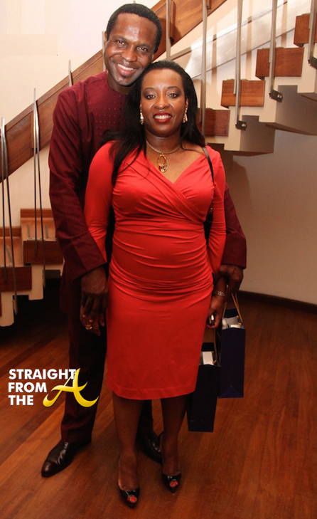 Tonye Cole & Wife 2