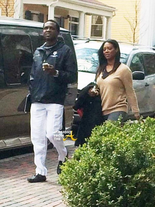 Tonye-Cole-and-Kenya-Moore-spotted-visiting-Harvard-University.
