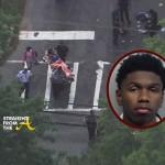 Mugshot Mania – 17 y/o Allegedly Shot 5 People Near Atlanta's Therrell High School…