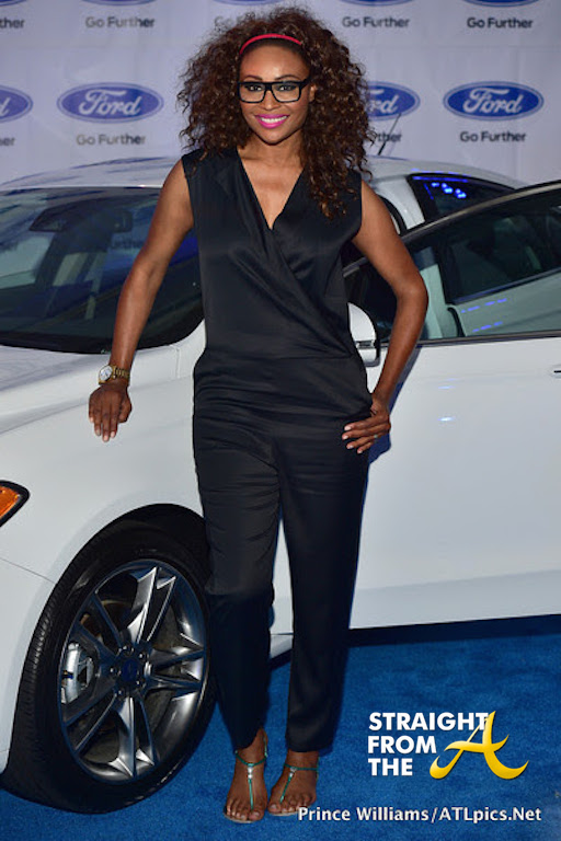 Cynthia Bailey - Ford Event 2014
