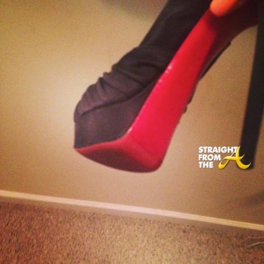 Erica Pinkett Shoe 2