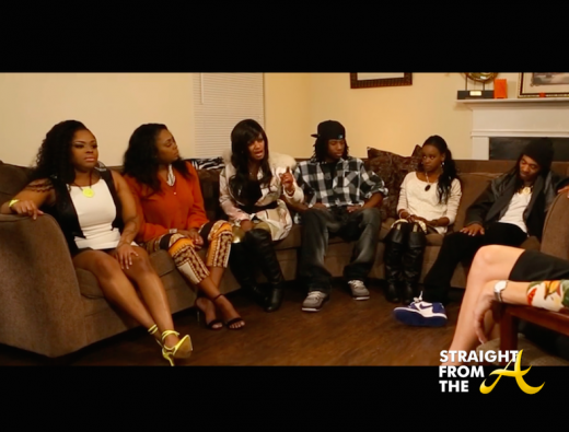 Group Therapy - Keyshia Cole Family Reality Show 2014