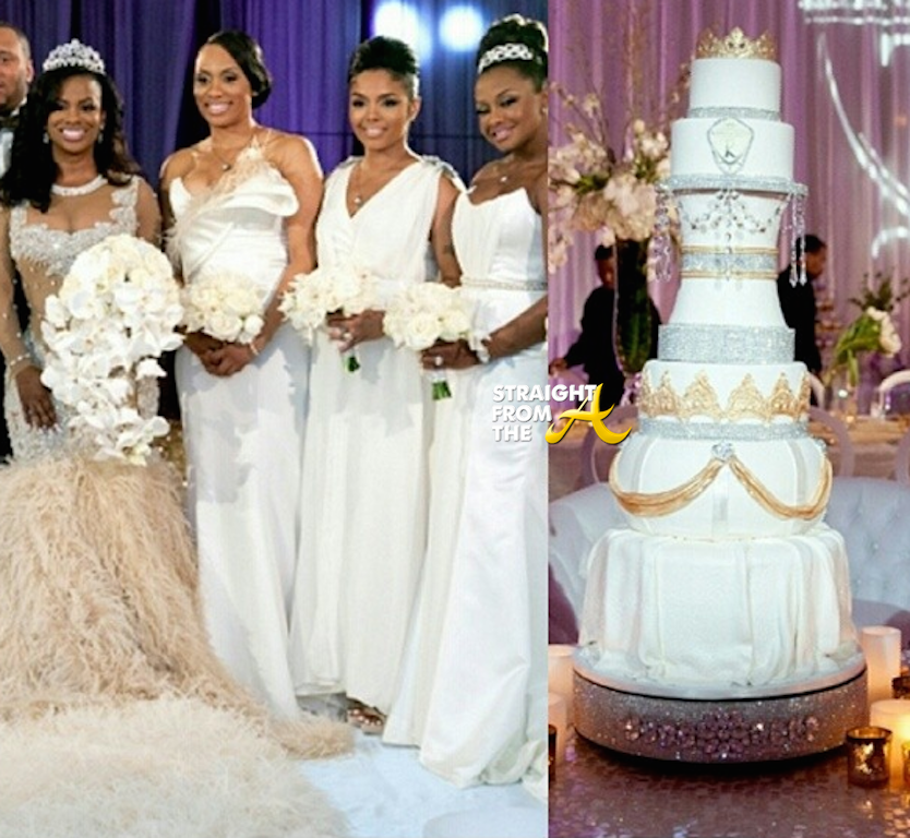 Kandi Burruss Wedding