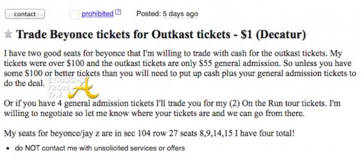 Outkast vs Beyonce 2014