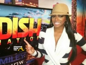 Porsha WIlliams Dish Nation StraightFromTheA