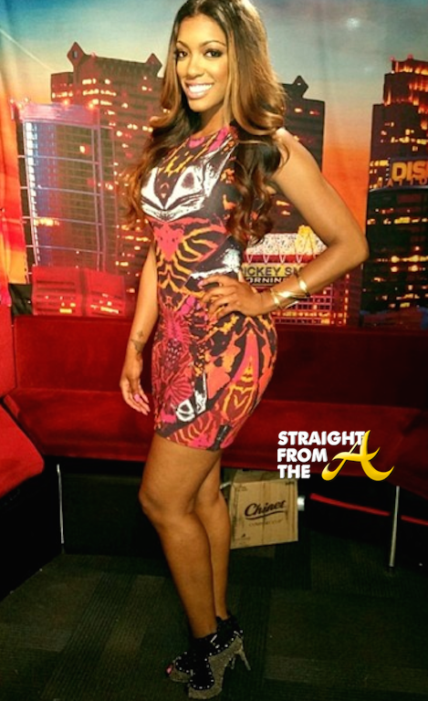 Porsha Williams StriaghtFromTheA 8