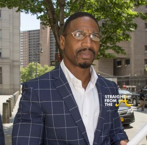 Stevie J NYC COurt 2014