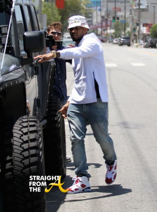 Usher Hollywood June 2014 StraightFromTheA 3