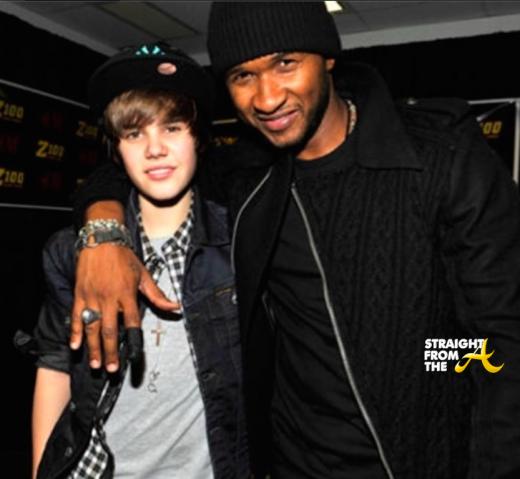 Usher Raymond Justin Bieber