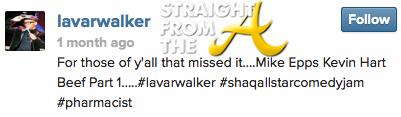 lavar walker tweet