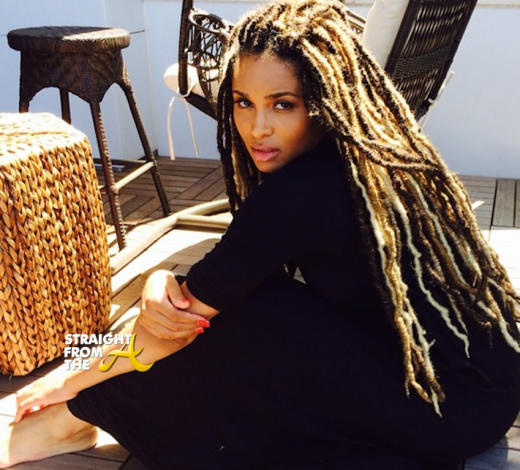 Ciara Dreadlocks 2014 - StraightFromthea 1