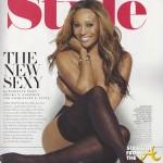 #RHOA Cynthia Bailey Celebrates Ebony Magazine Spread… [EXCLUSIVE PHOTOS]