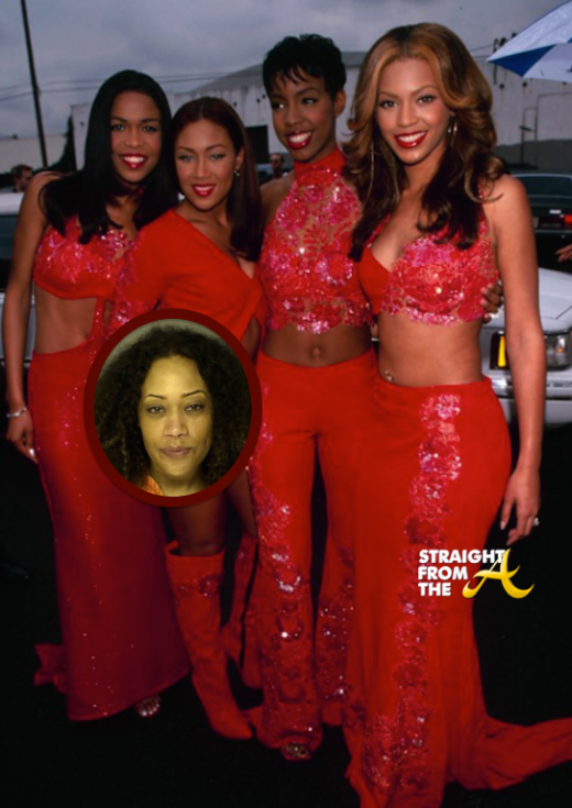 Destiny's Child Farrah Franklin