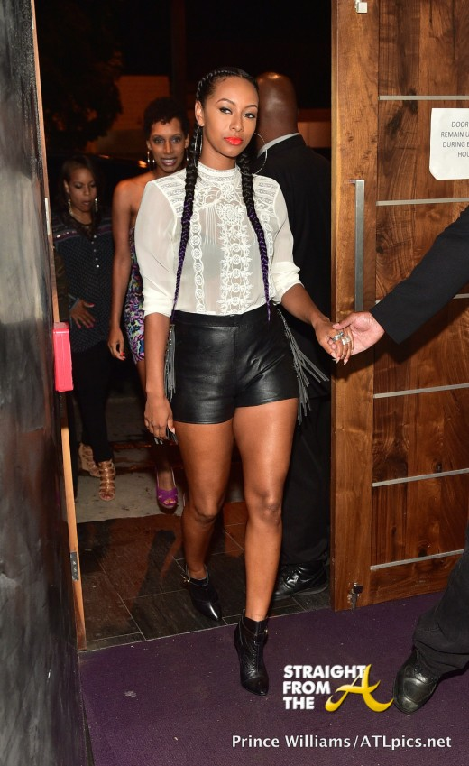Keri Hilson at Prive 071214