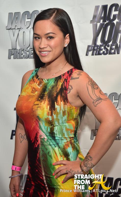 Sarah Vivan - StraightFromTheA 3