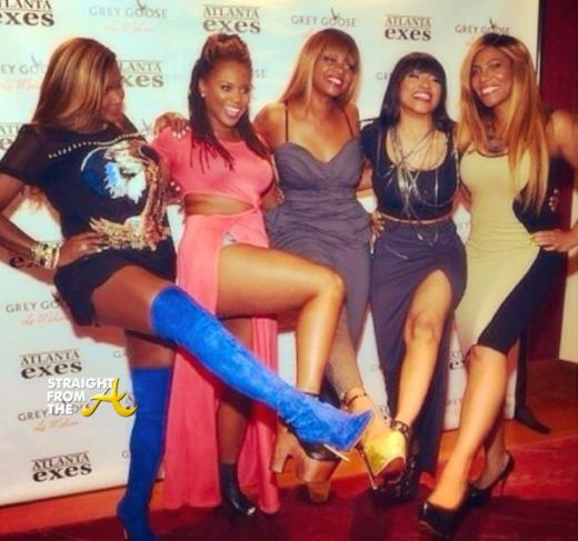 Atlanta Exes Premiere Party - StraightFromTheA 1