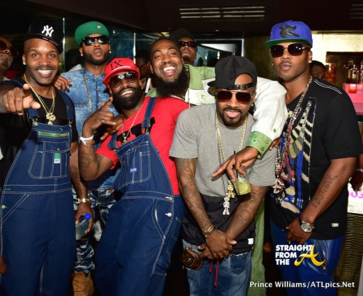 Jagged Edge Pastor Troy Jermaine Dupri
