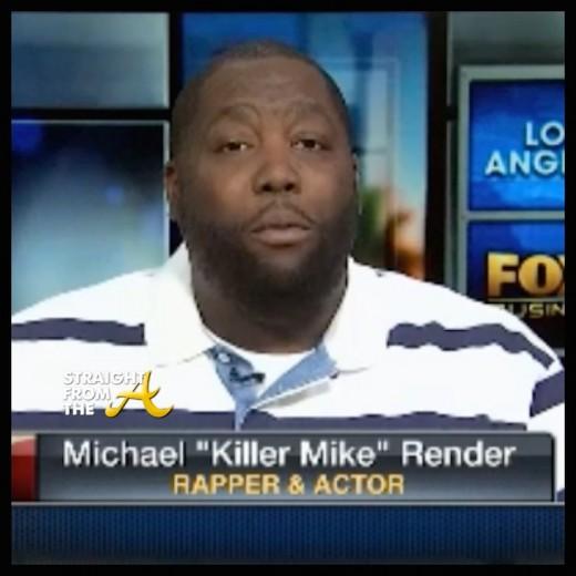 Killer Mike Fox News StraightFromTheA 4