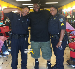 Killer Mike - Fulton County Police - StraightFromTheA