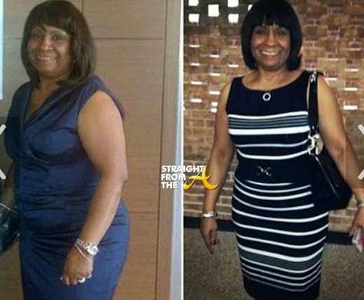 Mama Joyce Dramatic Weight Loss StraightFromTheA