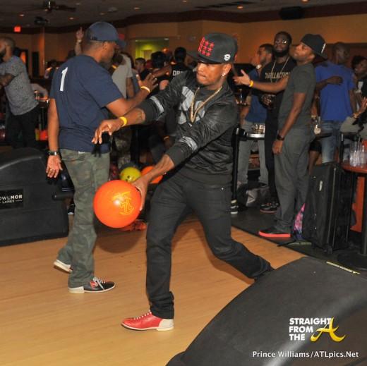 NeYo Bowling